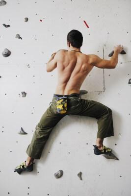 boldern klettern für die fitness