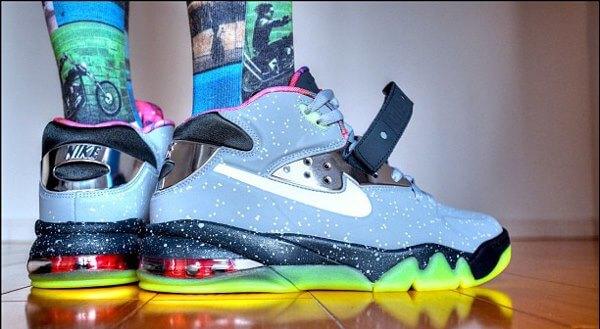 Nike in krasse Farben