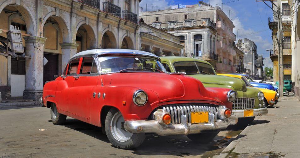 Die Top 5 Reiseziele in Kuba