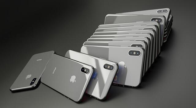 iPhone X – Sag der Zukunft hallo