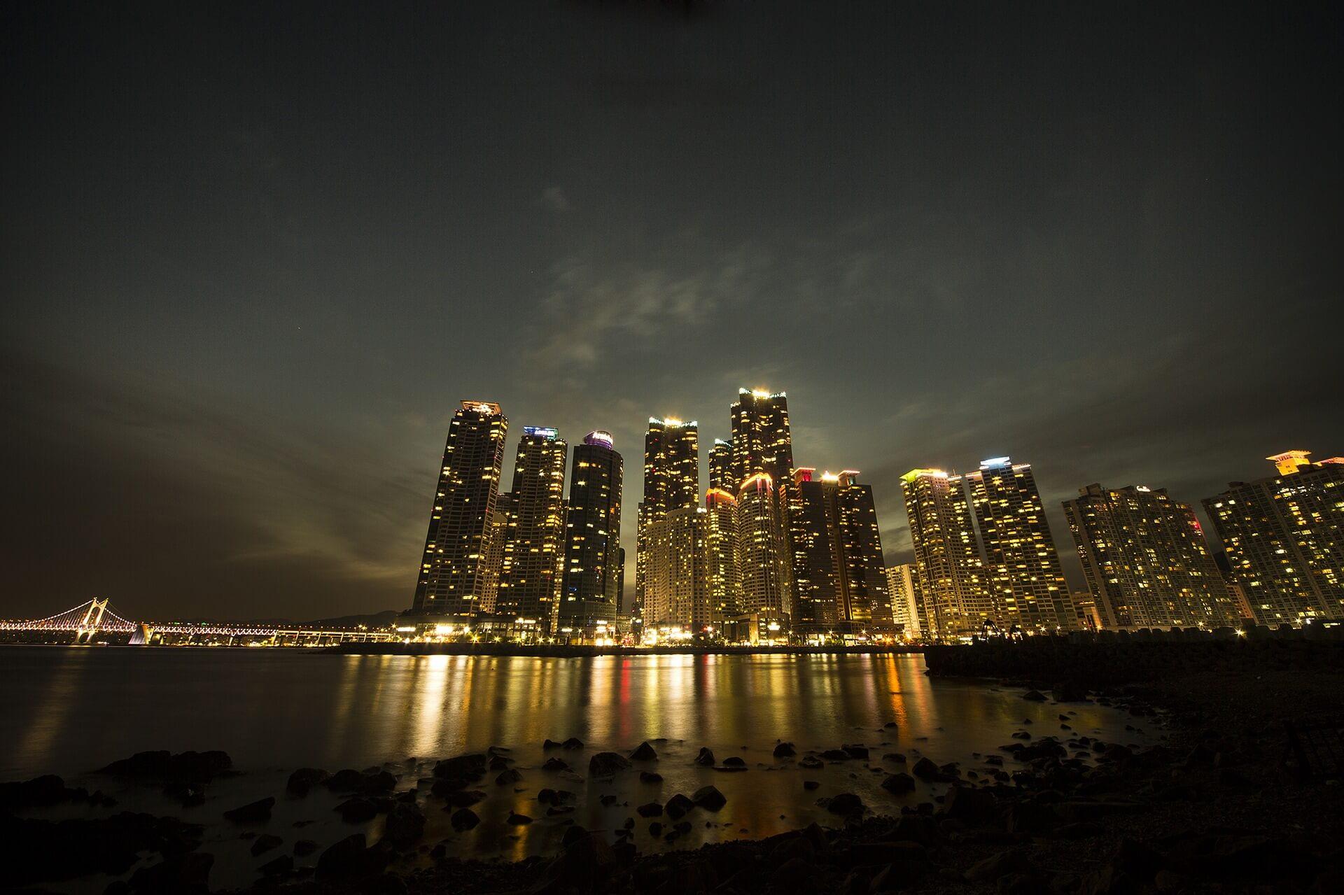 Die modernste Stadt der Welt