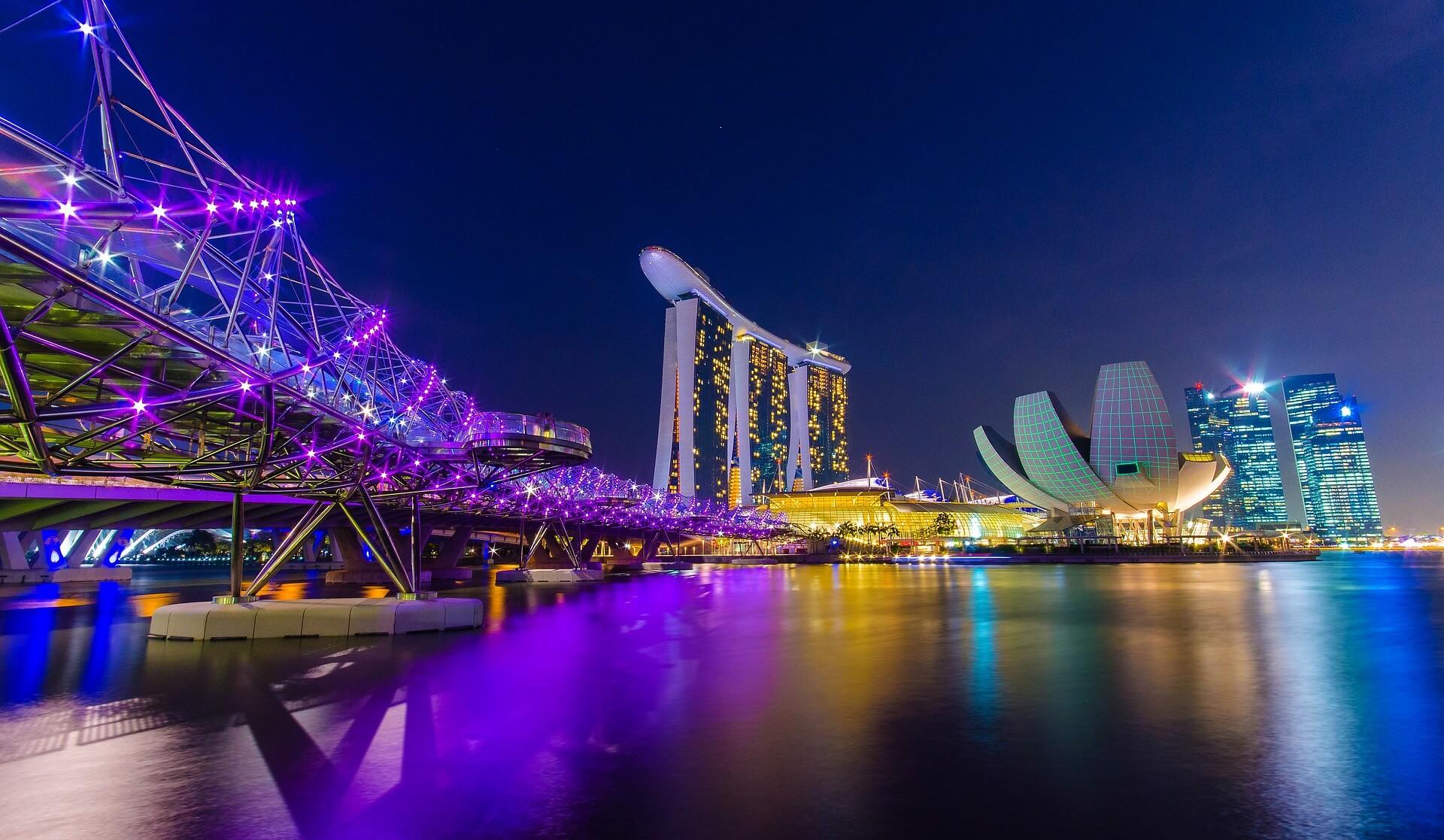 Urlaub in Singapur