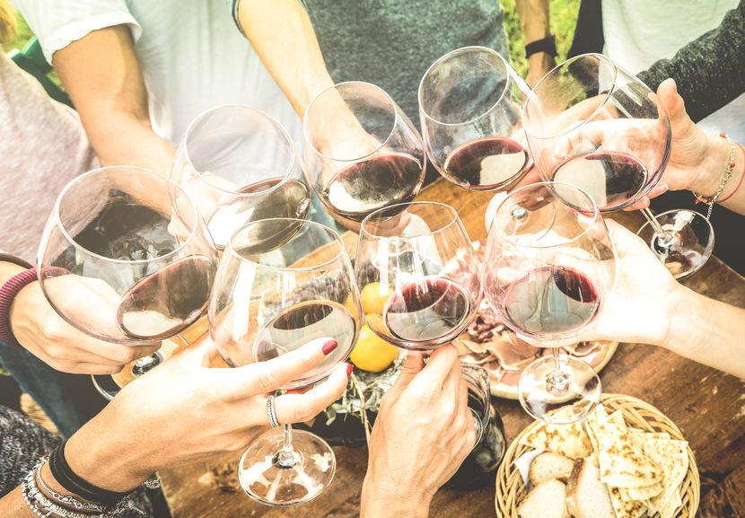 Wein passt zum Grillen
