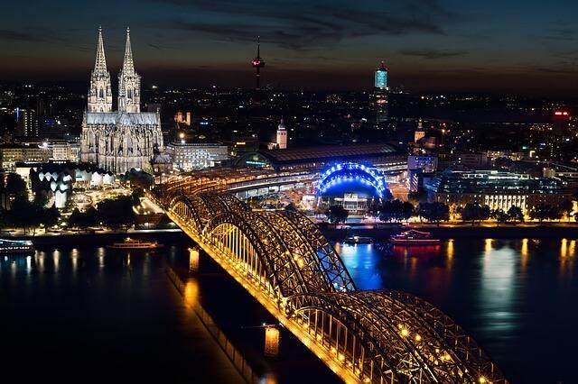 Junggesellenabschied in Köln